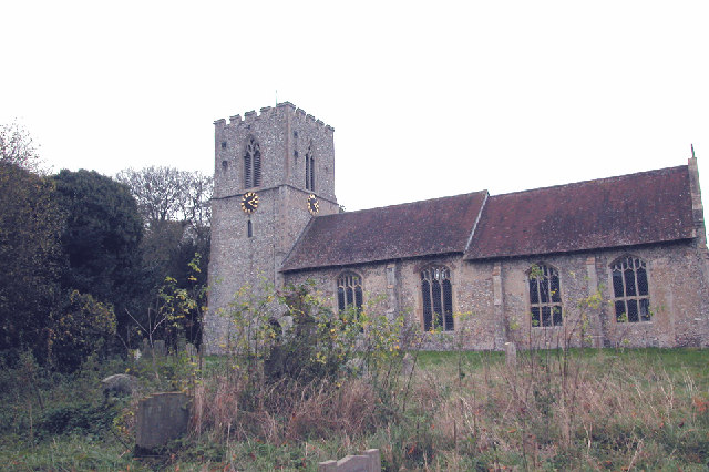 St Mary's Church Rougham