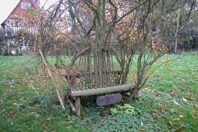 Commemorative Bench Norfolk