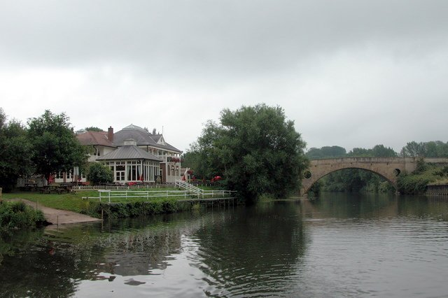New Bridge on the River Avon.