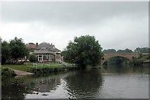 ST7165 : New Bridge on the River Avon. by Martyn Pattison