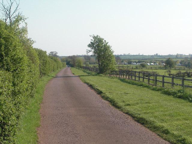 Farm & Caravan Site Drive