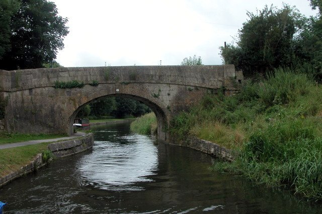 Claverton Bridge over the Kennet and Avon canal