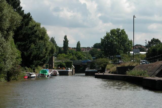 Netham lock.