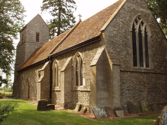 St Nicholas Church, Emmington