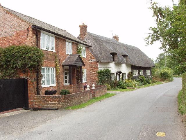 Houses in Bledlow
