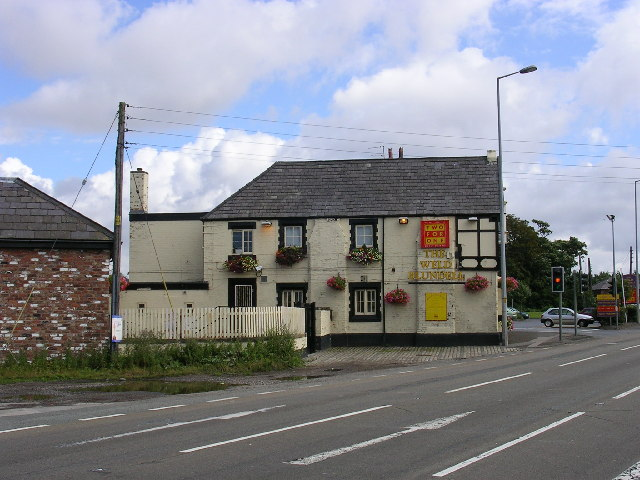Weld Blundell Public House, Ince Blundell