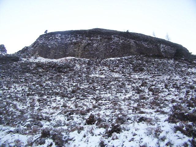 The East Face of Cùl Mòr
