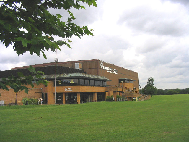 Brentwood Leisure Centre, Doddinghurst Road, Brentwood