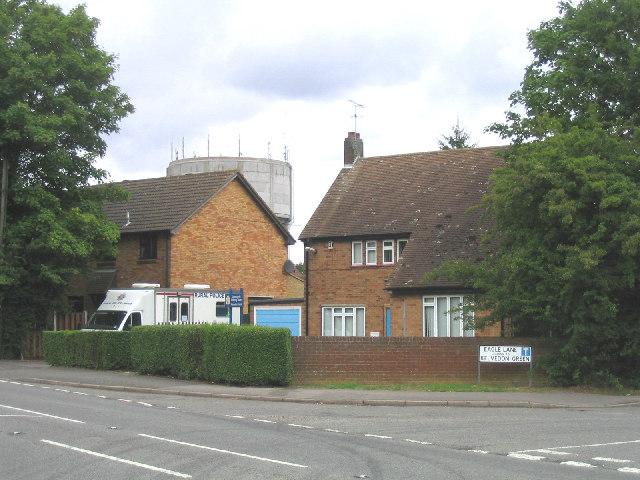 Kelvedon Hatch Police Office, Brentwood, Essex