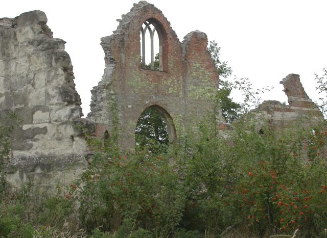 Wimpole Ruin