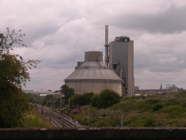 Rugby-Cement Works