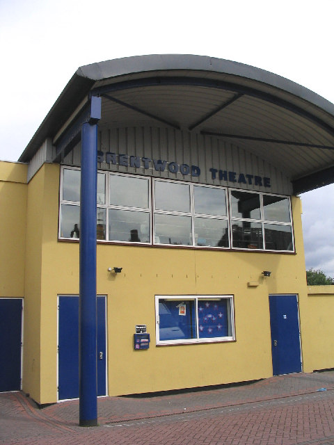 Brentwood Theatre, Shenfield Road, Brentwood, Essex