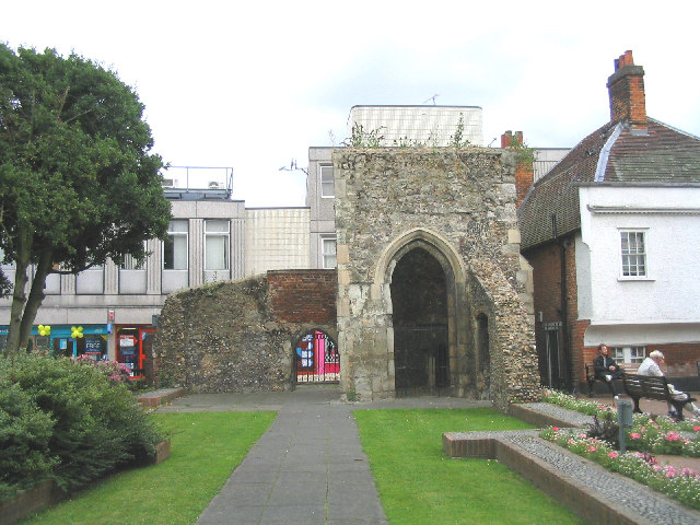 The Chapel of Thomas 'a Becket, High Street, Brentwood