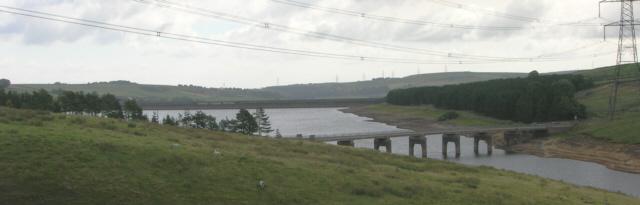 Baitings Reservoir & Viaduct