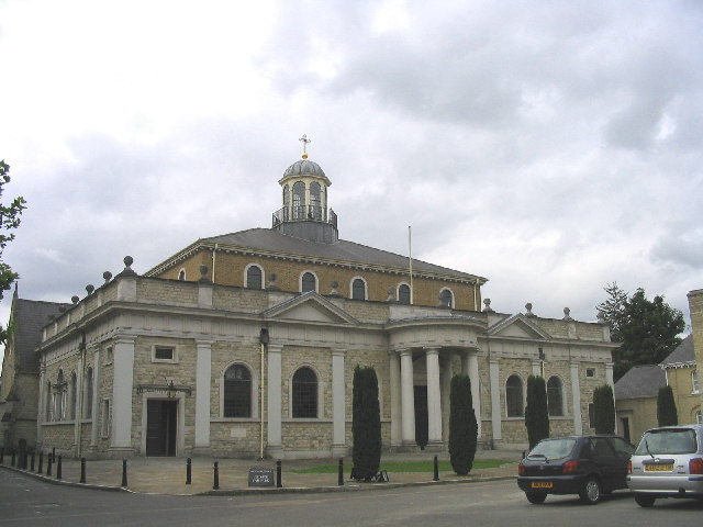 Brentwood Cathedral, Ingrave Road, Brentwood, Essex