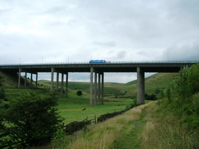 M62 Viaduct
