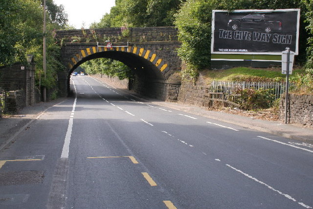 Railway Bridge, West Vale