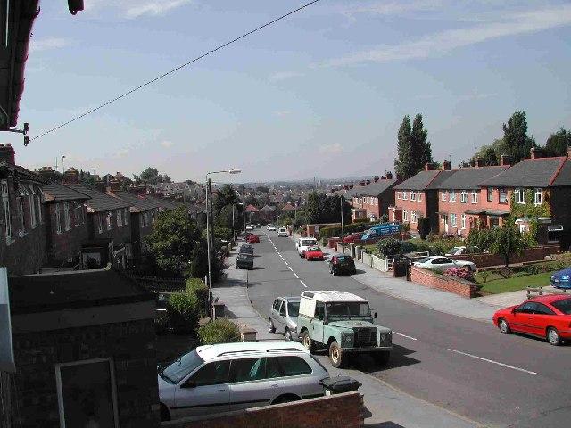 Surgeys Lane, Arnold, Nott's