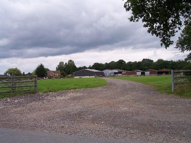 Strangwood Farm