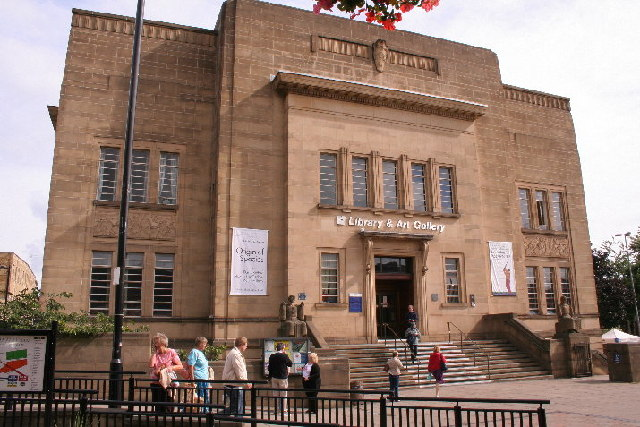 Huddersfield Library and Art Gallery