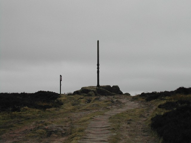 Stanedge Pole and Packhorse Path