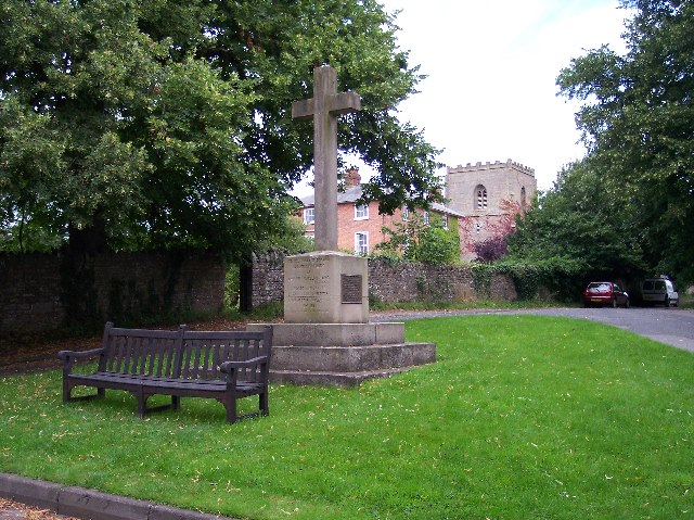 Cradley War Memorial