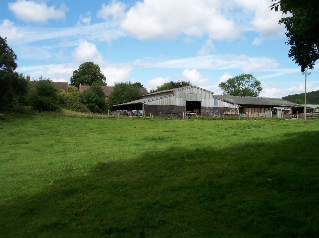 Hill House Farm, Cradley