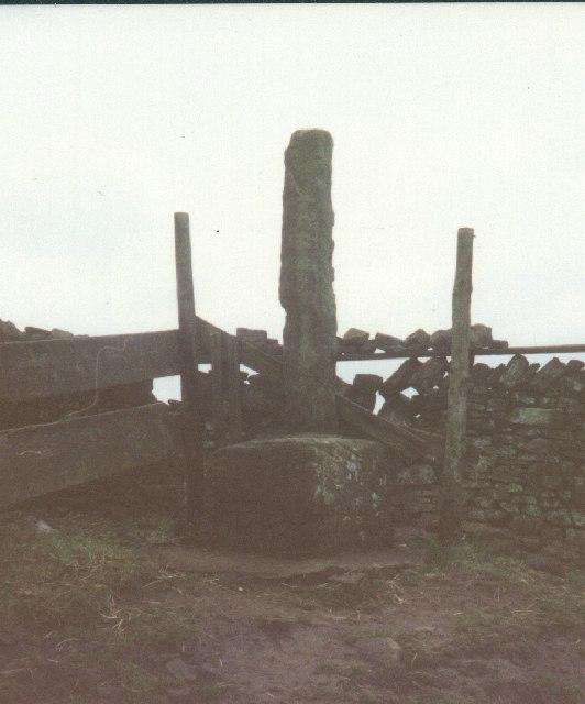 Remains of Weets Cross