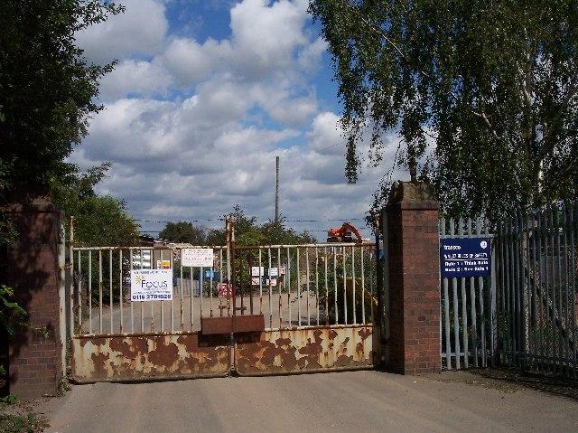 Malvern Gas Works Site