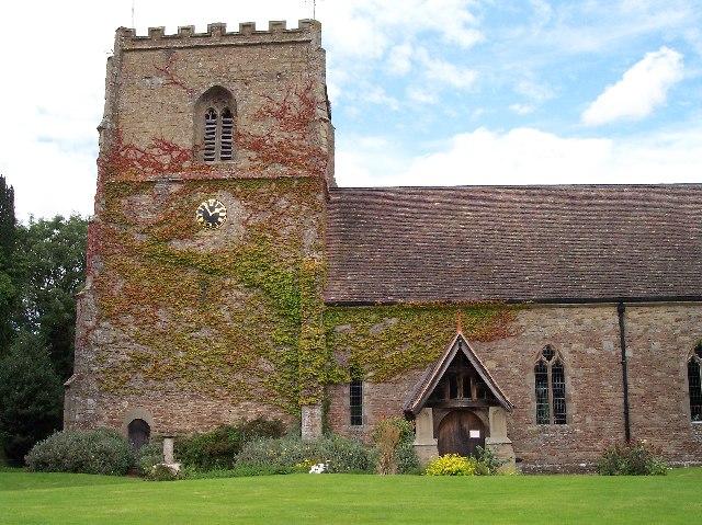 Cradley Church