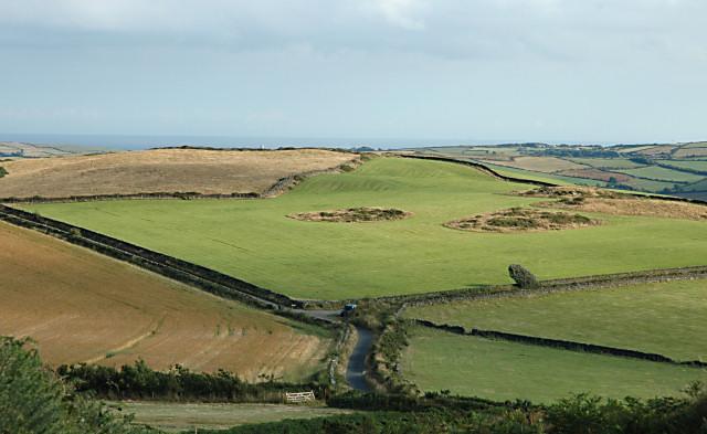 Cronk ny Moghlane Isle of Man