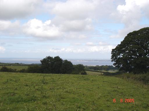 Approach to Chwitffordd