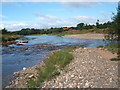 NY3973 : Confluence of River Esk and Liddel Water by Norma Foggo
