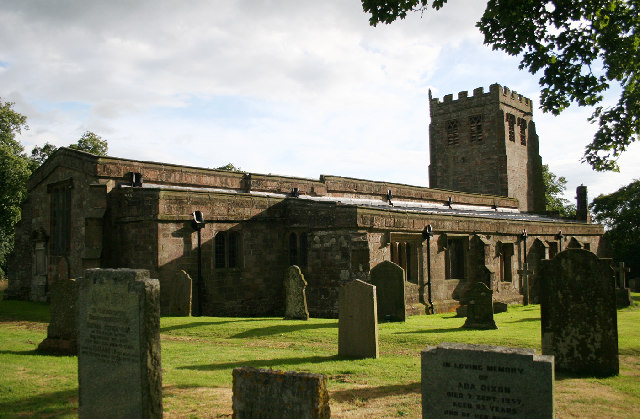 St. Michael's Church, Church Brough