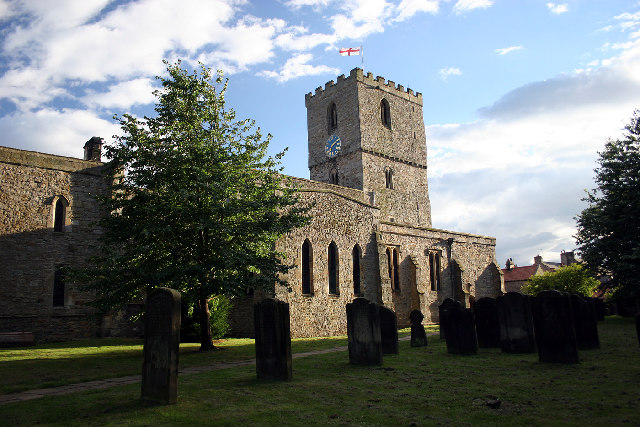 The Parish Church of St. Mary