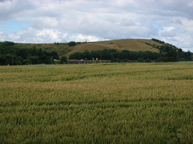Farmland and A90, Dalmeny