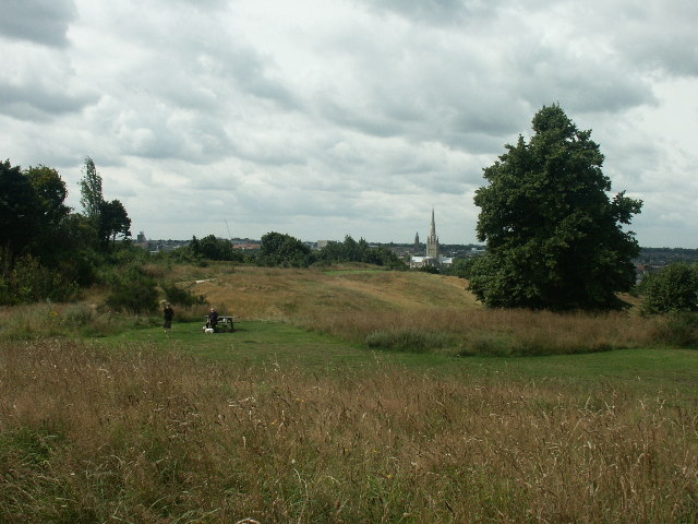 St James Hill, Norwich