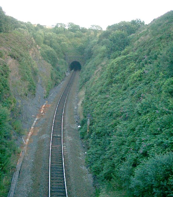 Sough Tunnel Northern Portal