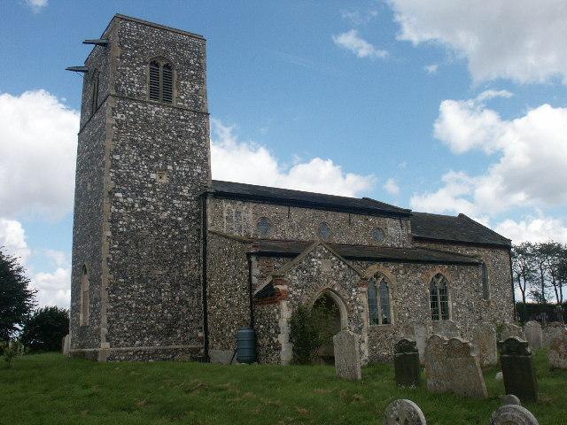 All Saints Church, Rackheath