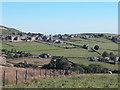 SE0328 : Wainstalls, Moorland Village by Dennis Turner