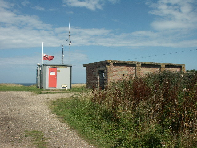 Coast Watch station, Happisburgh