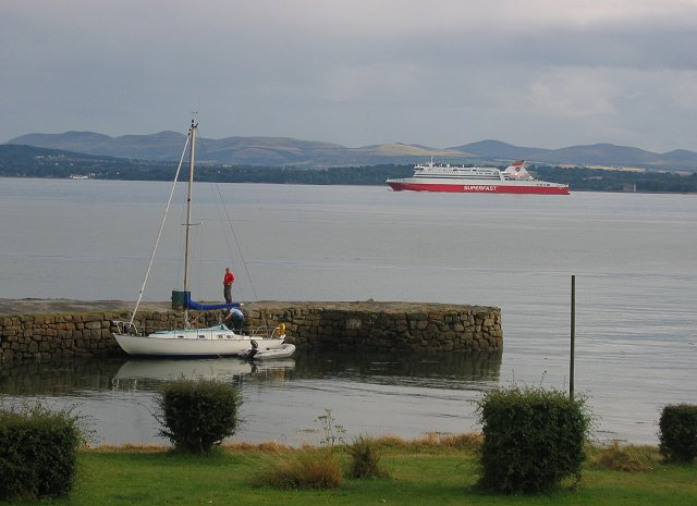 New Harbour, Dalgety Bay.