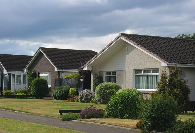 Bungalows, Dalgety Bay