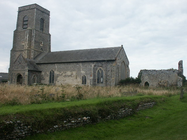 St John's Church, Waxham