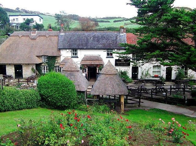 The Smugglers Inn, Osmington Mills