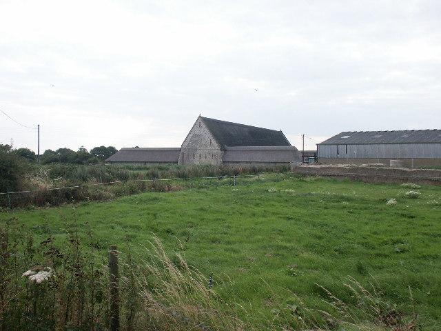 Tithe barn, Waxham