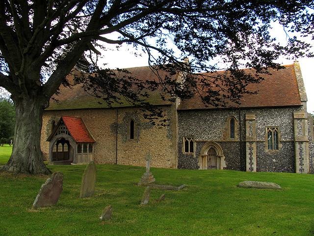 St Nicholas: Beedon