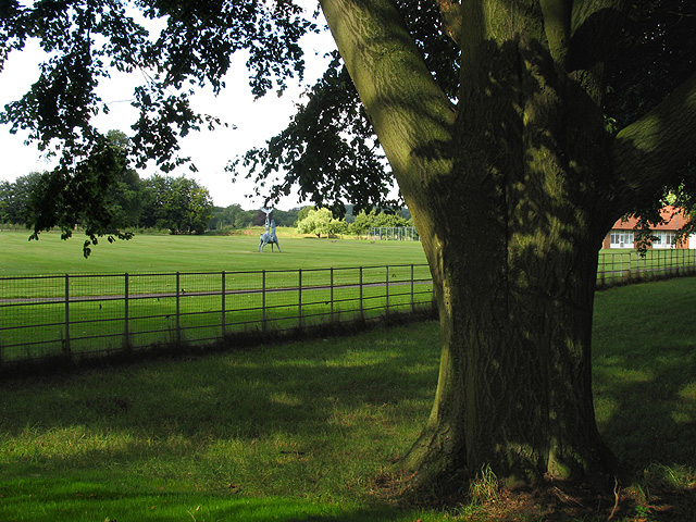 Grounds of Prior's Court School