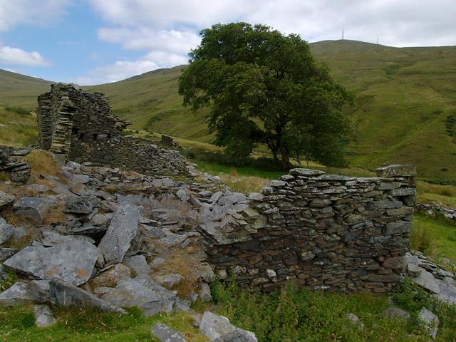 Block Eary.   Isle of Man