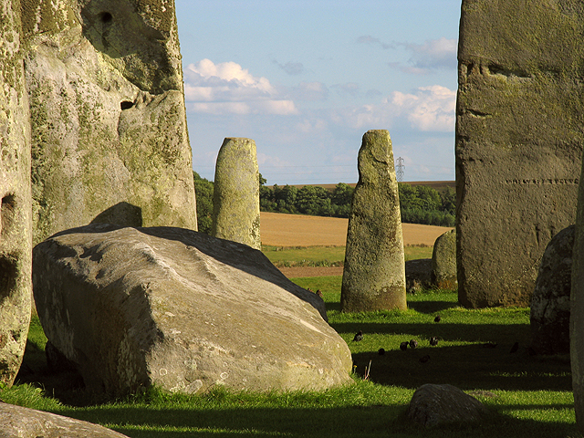 Past the Stones: Stonehenge